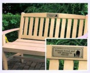 Outdoor Bench SRCS